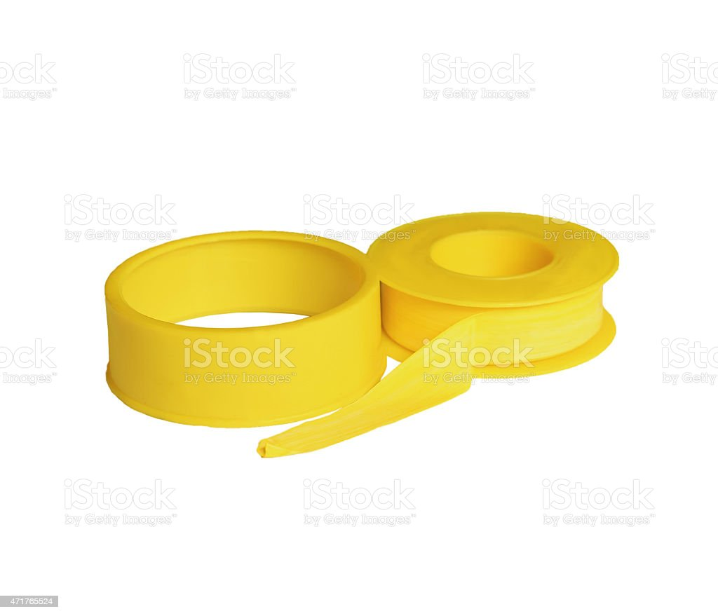 tape FUM stock photo