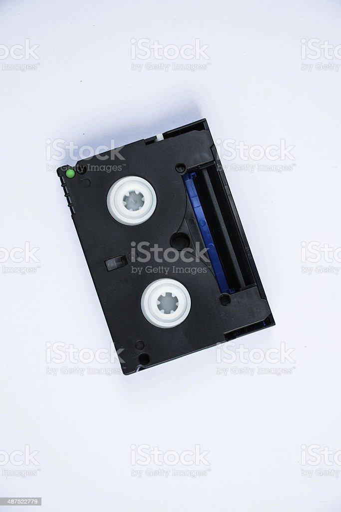 Tape Mini Dv stock photo