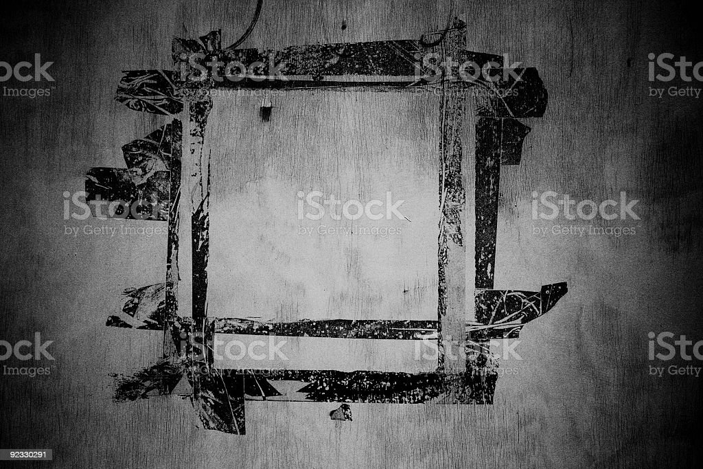 tape square royalty-free stock photo