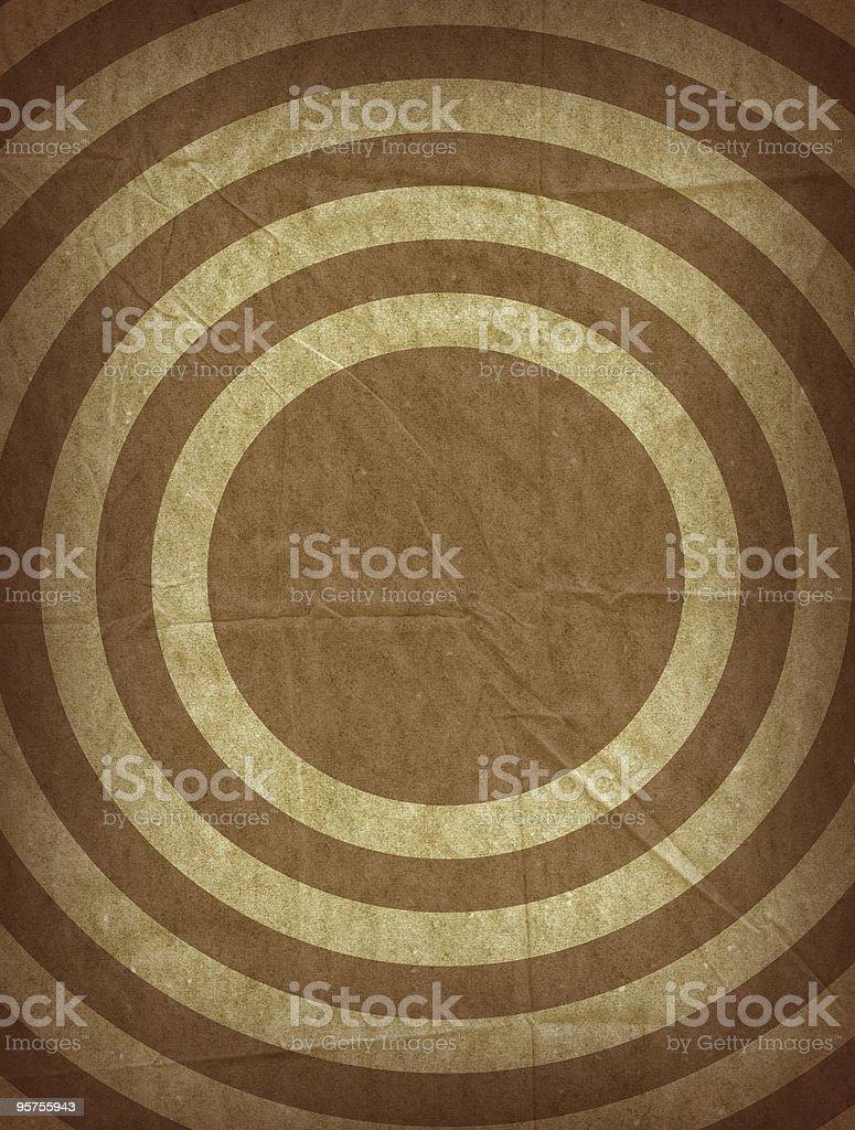 Target Design Paper Background stock photo