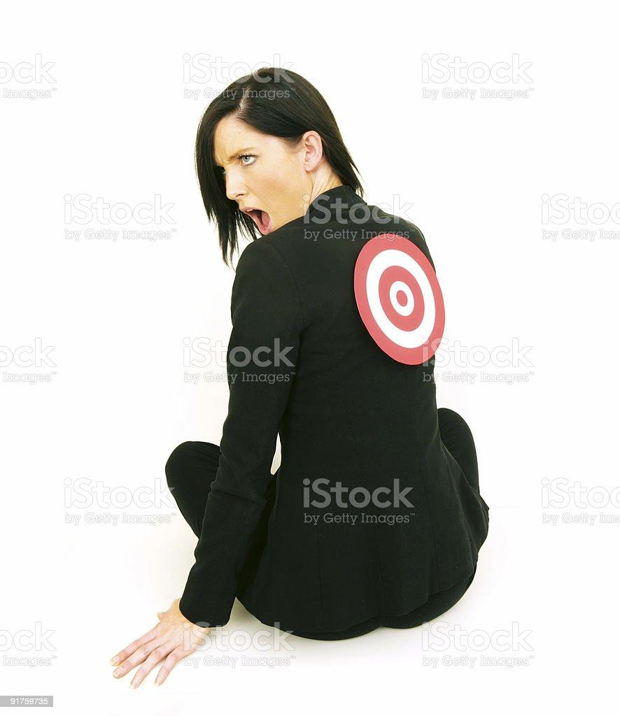 Target! royalty-free stock photo