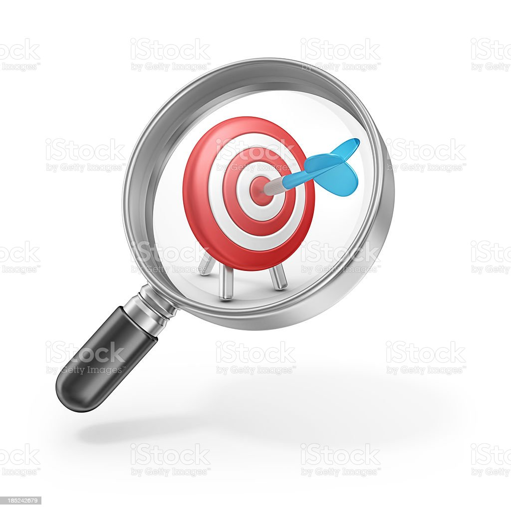 target search stock photo
