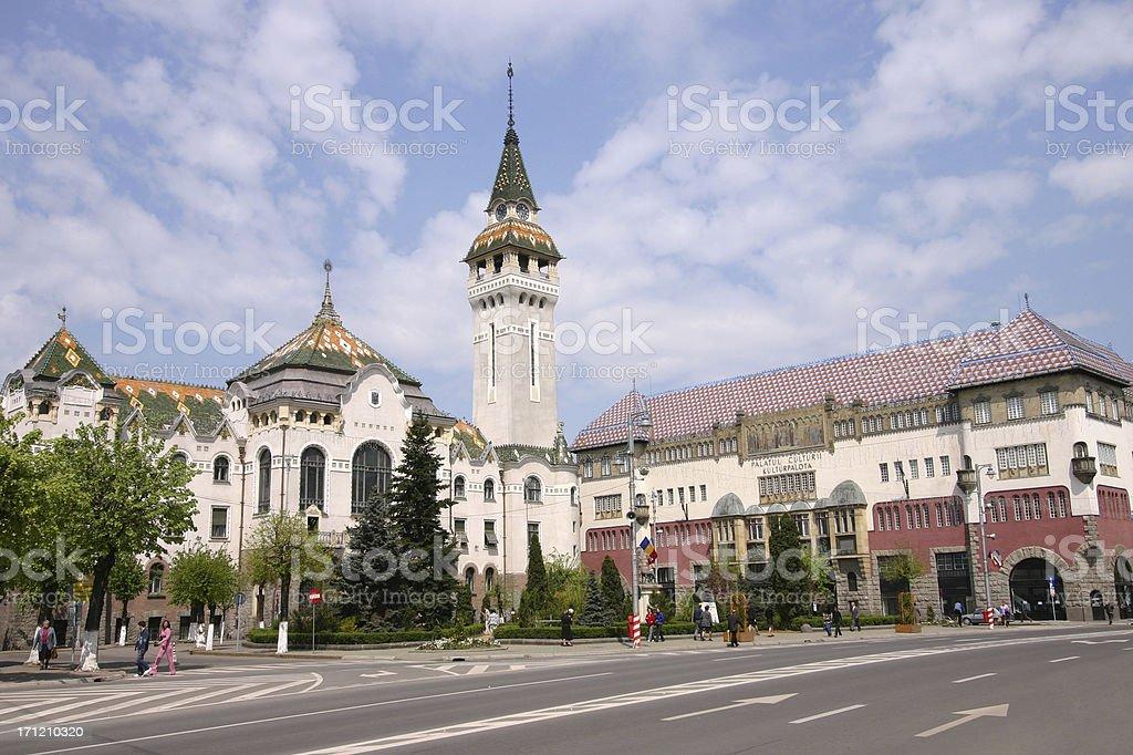 Targu Mures, Romania royalty-free stock photo