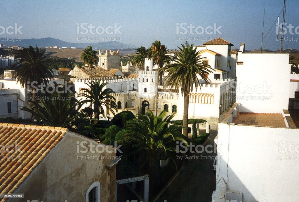 Tarifa, Spain stock photo