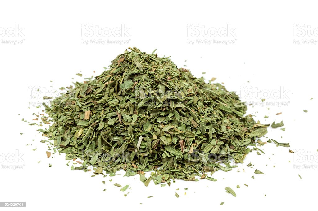 Tarragon stock photo