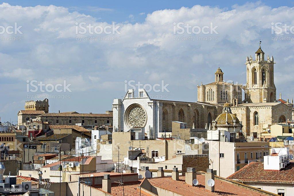 Tarragona, Spain stock photo