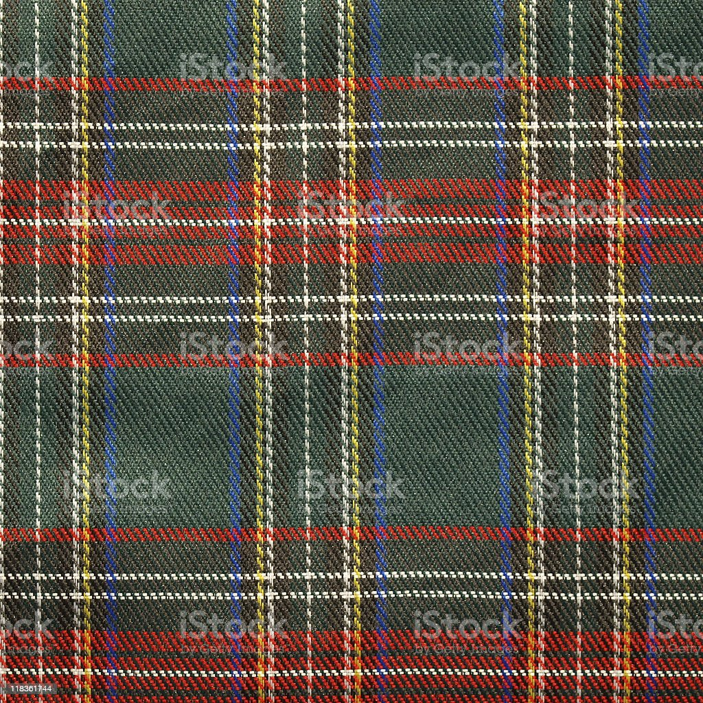 Tartan background royalty-free stock photo