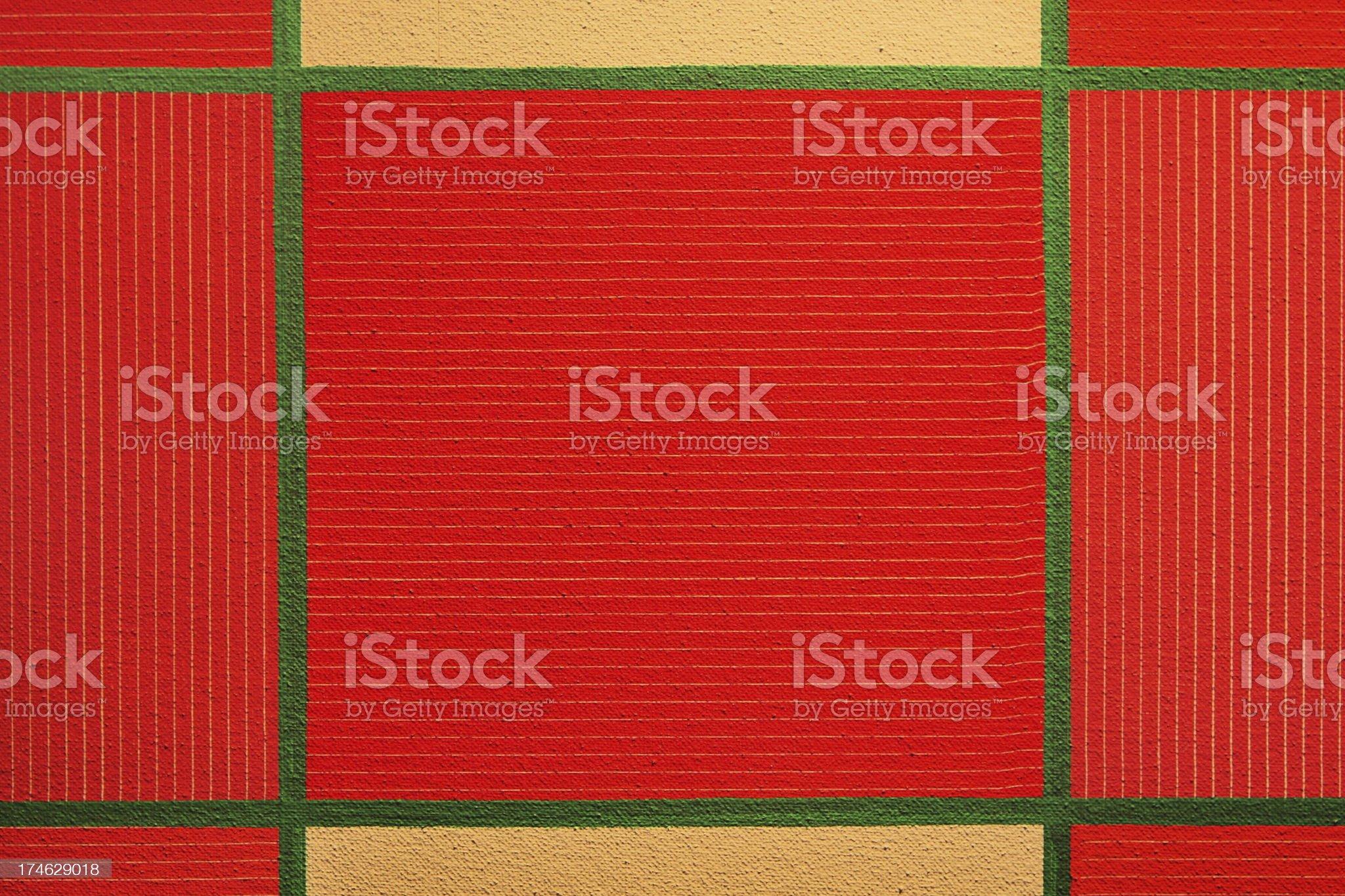 Tartan Plaid Square Pattern royalty-free stock photo