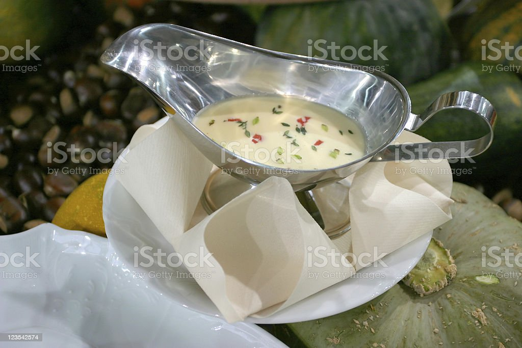Tartar sauce royalty-free stock photo