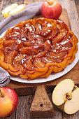 tarte tatin, french pastry