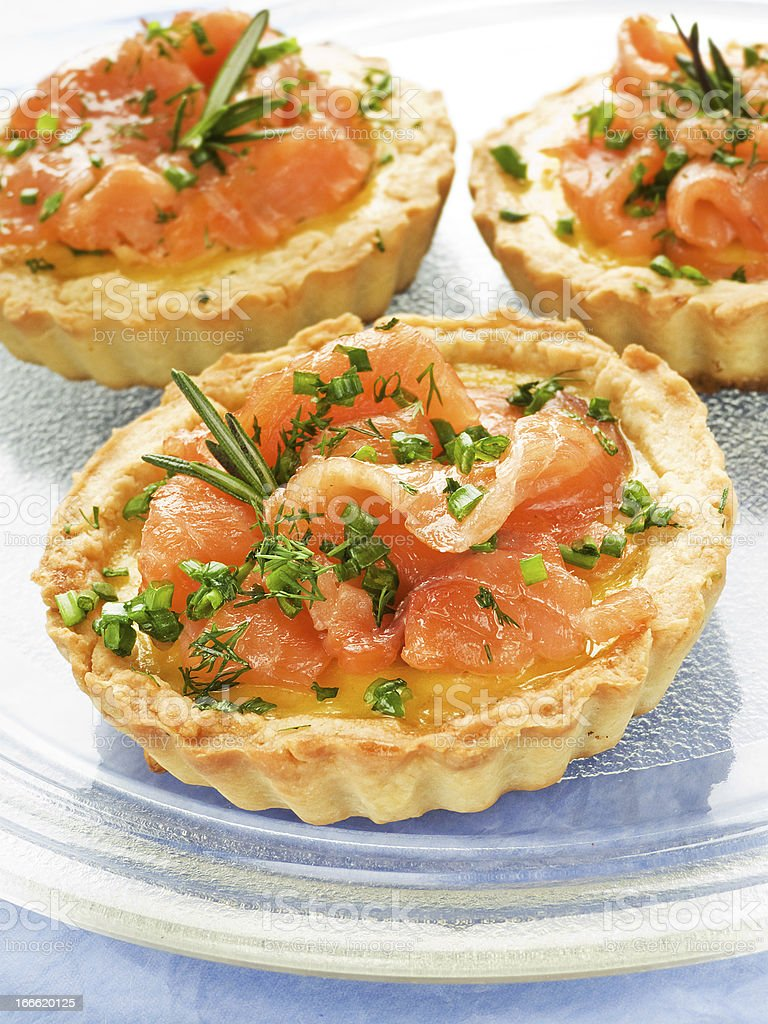Tartlets royalty-free stock photo