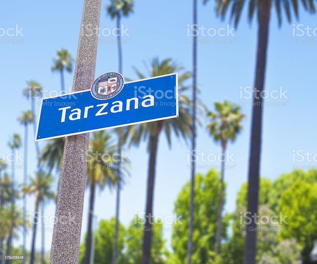 Tarzana stock photo