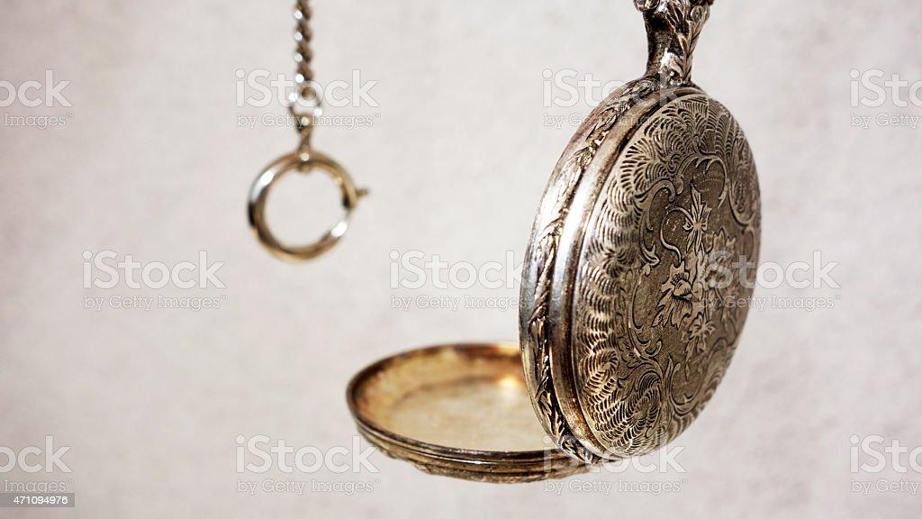 Taschenuhr stock photo