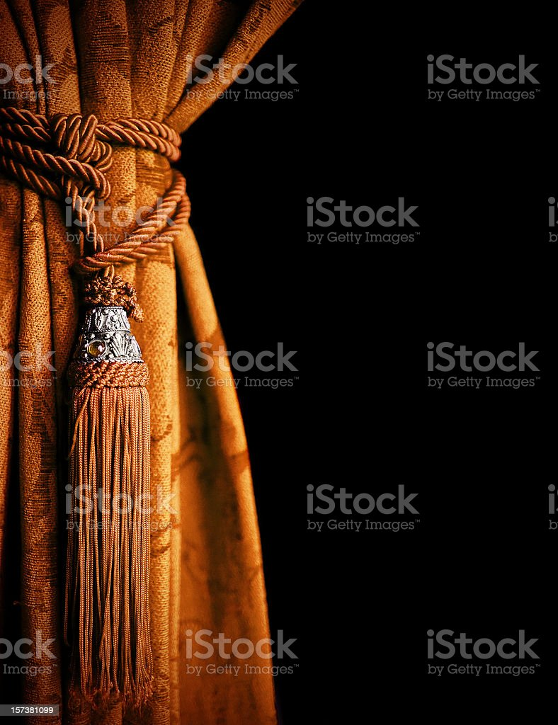 tassel stock photo