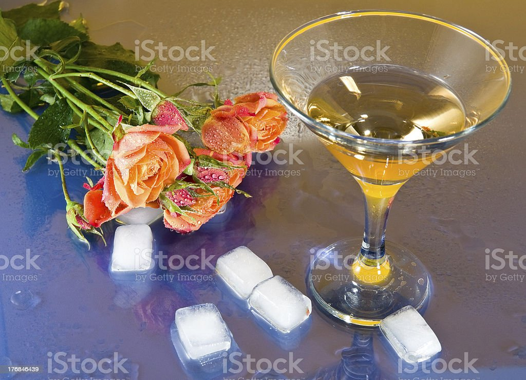 Taste of the holiday stock photo