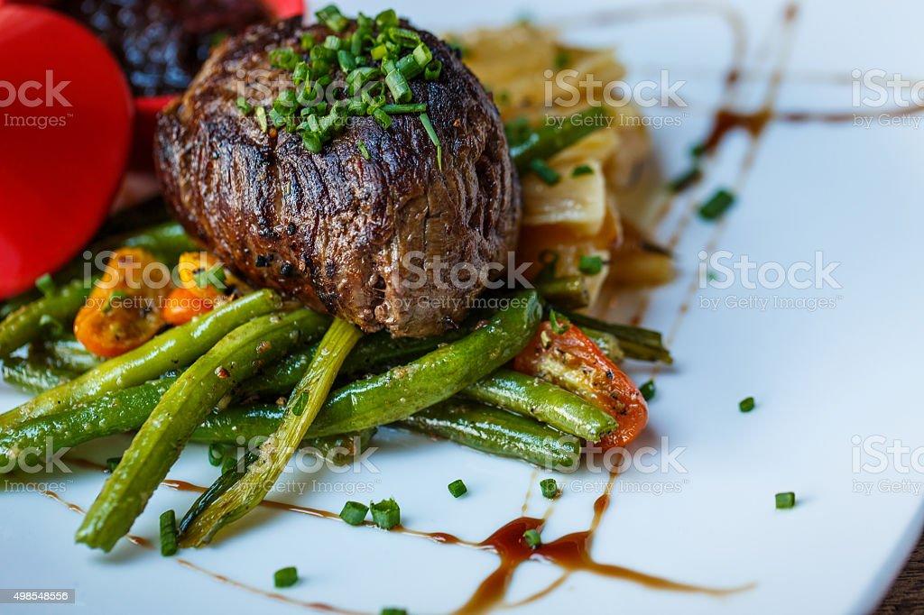 Tasty Beef Steak stock photo
