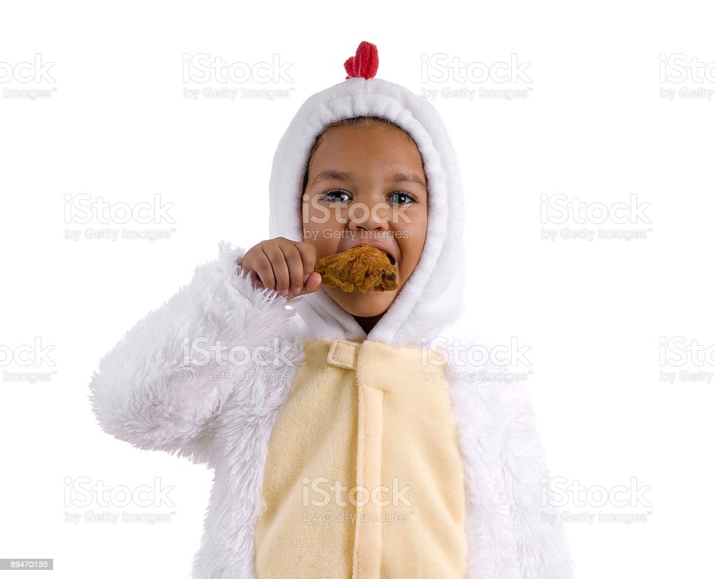 Tasty Chicken royalty-free stock photo