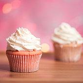 Tasty dessert closeup