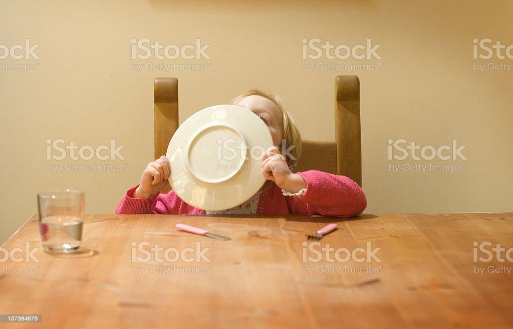 tasty dinner stock photo