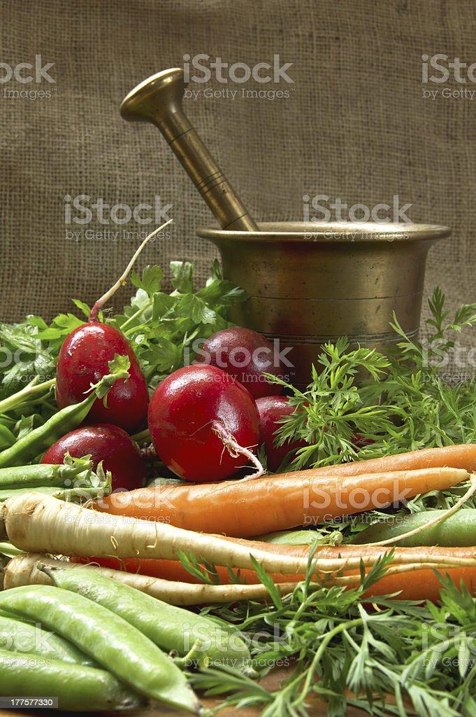 Tasty fresh vegetable. stock photo