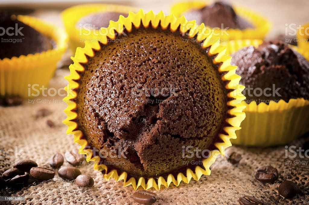 Tasty sweet cup royalty-free stock photo