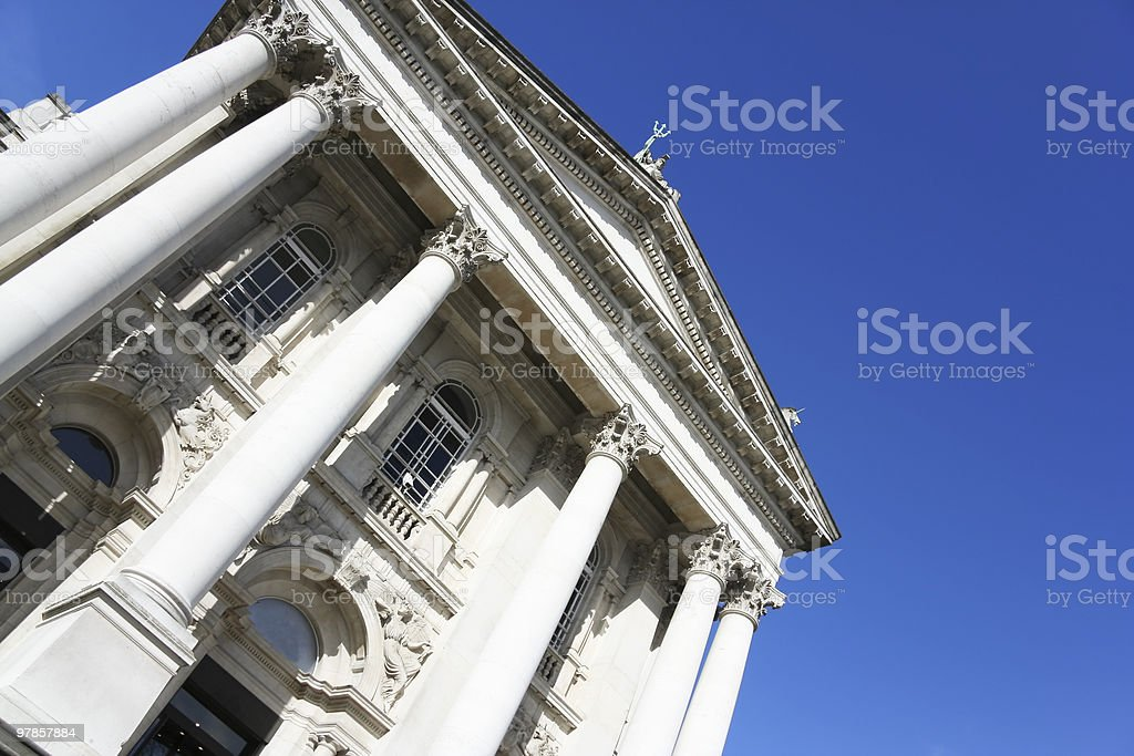 tate britain london victorian architecture uk stock photo