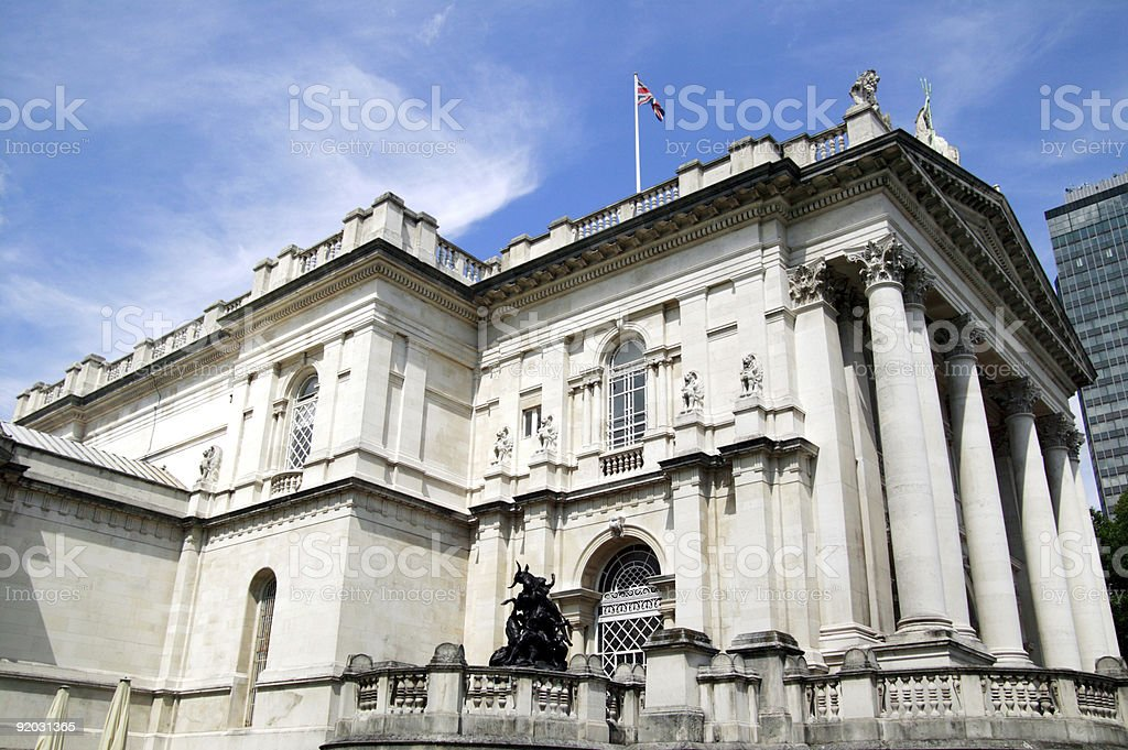 Tate Britain (Gallery) stock photo