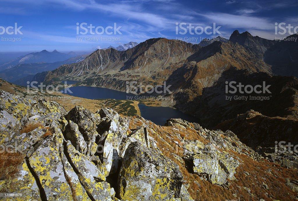 Tatra Park. Poland. stock photo
