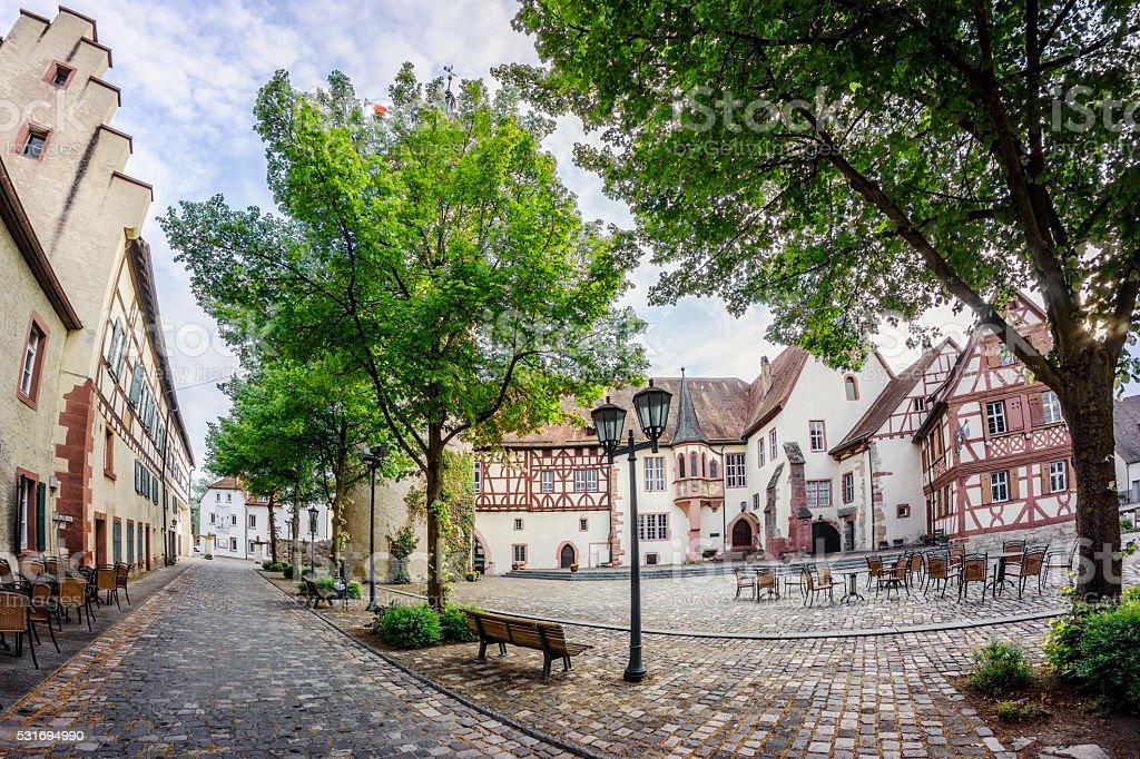 Tauberbischofsheim stock photo