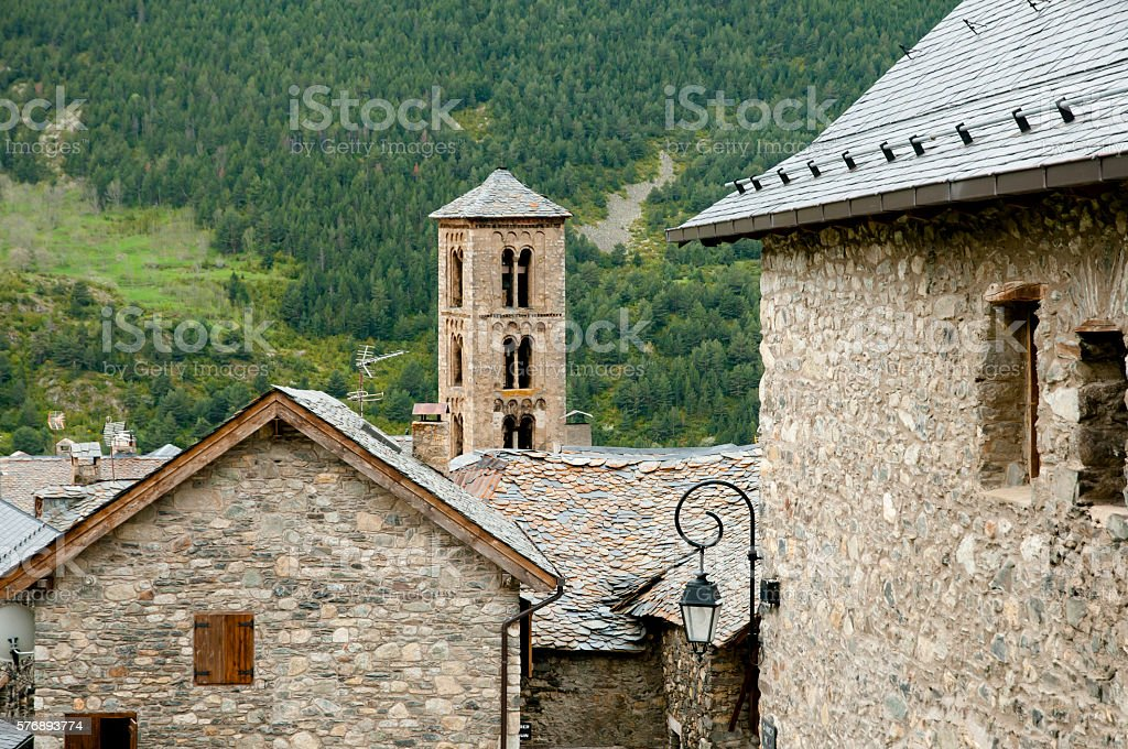 Taull - Spain stock photo