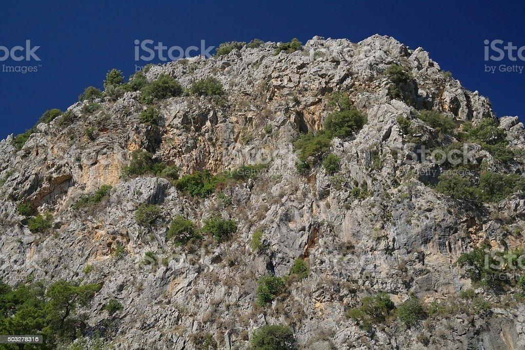 Taurus mountains, Turkey stock photo