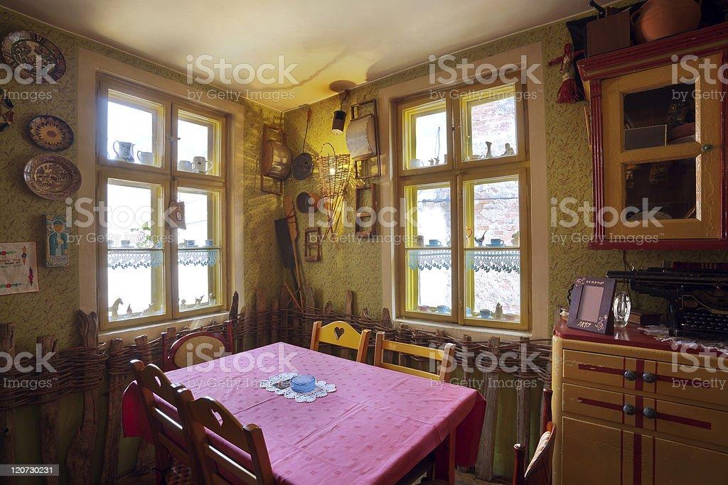 Tavern interior royalty-free stock photo
