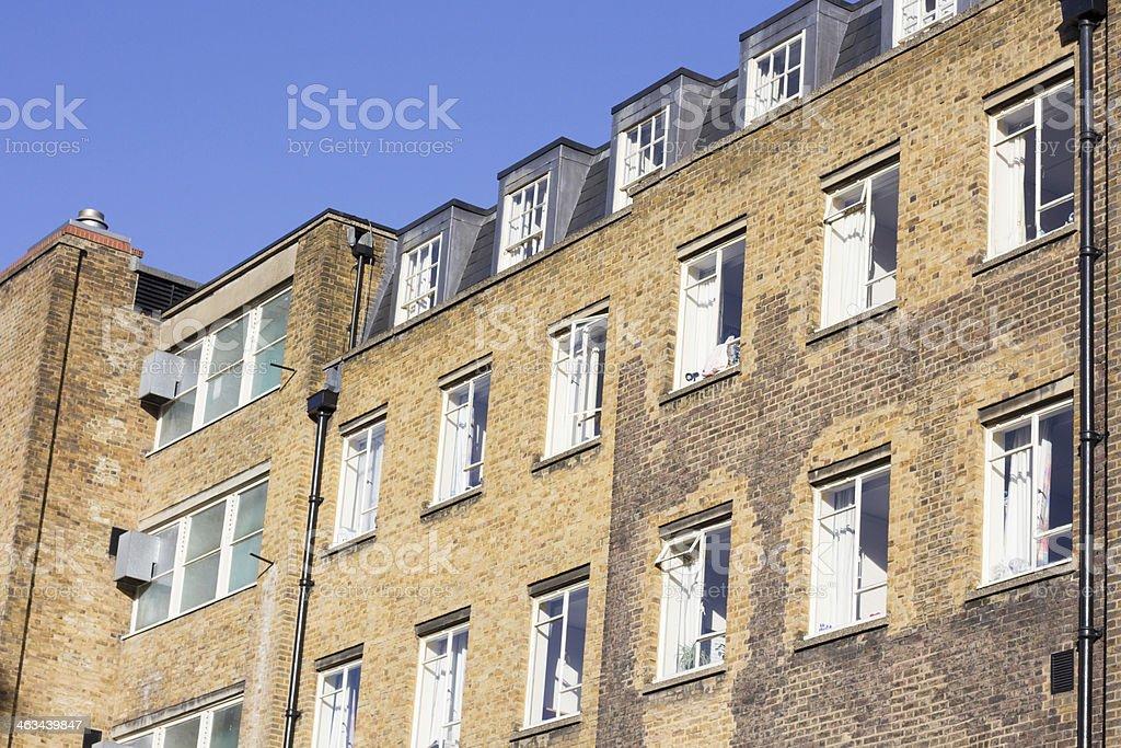 Tavistock Square in Camden, London royalty-free stock photo