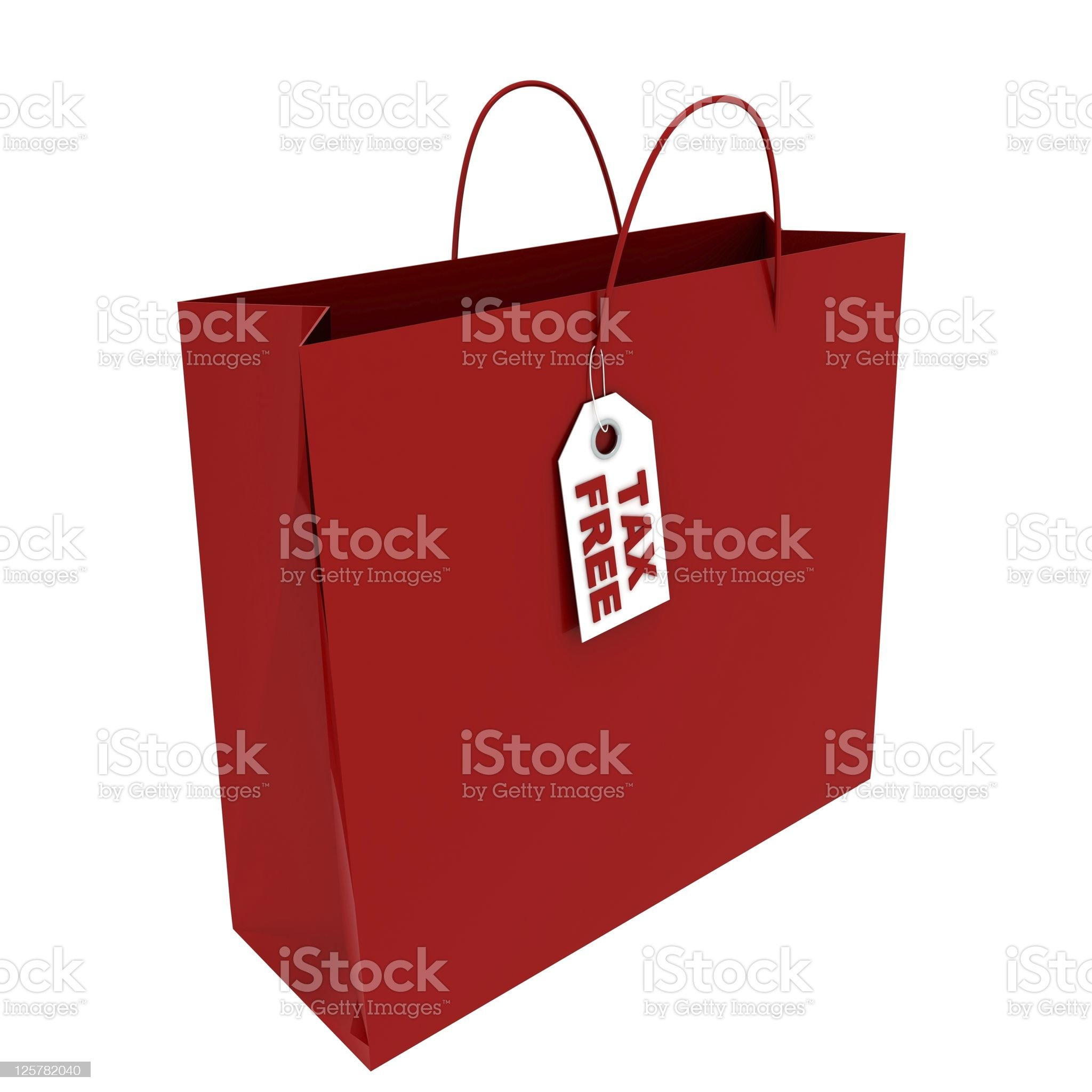 Tax Free Shopping royalty-free stock photo