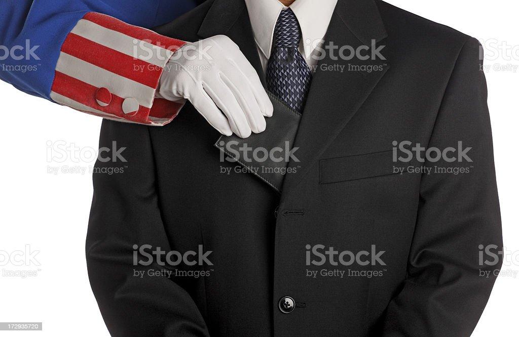 Taxation royalty-free stock photo