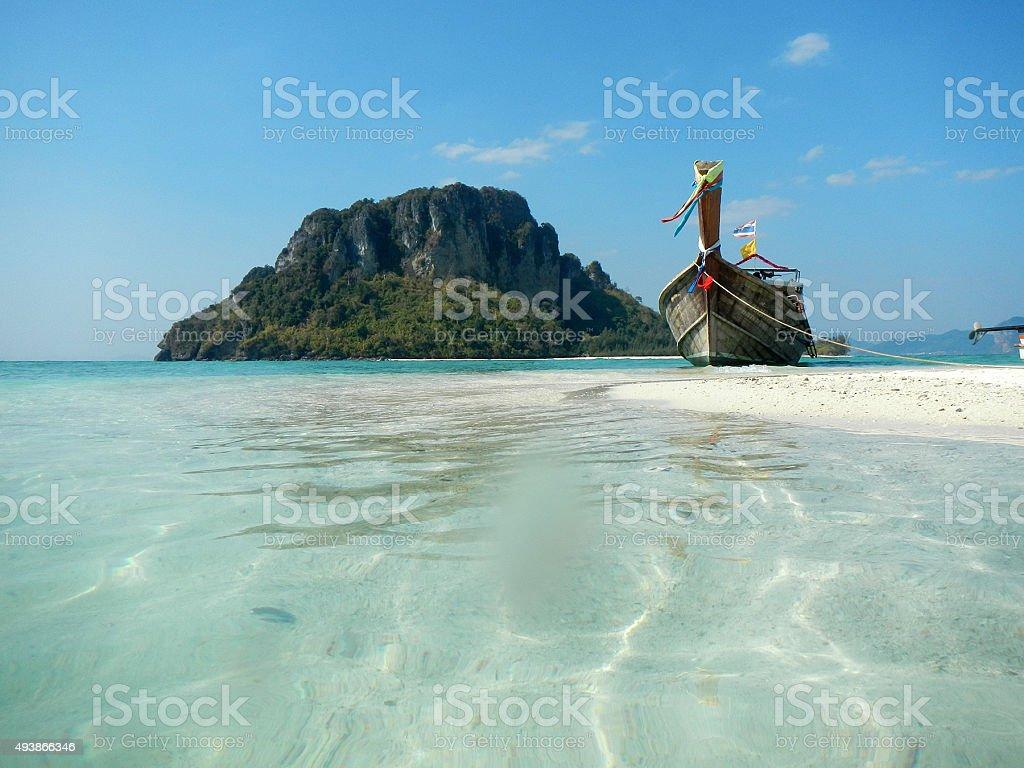 Tayland beaches stock photo
