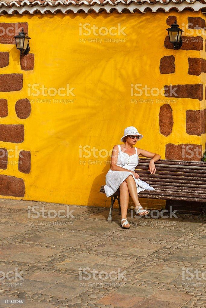 Tazacorte, La Palma royalty-free stock photo