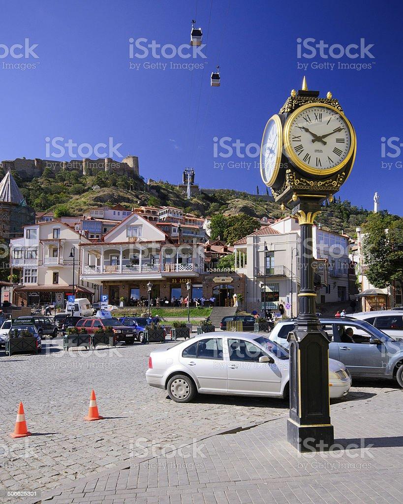 Tbilisi foto de stock libre de derechos