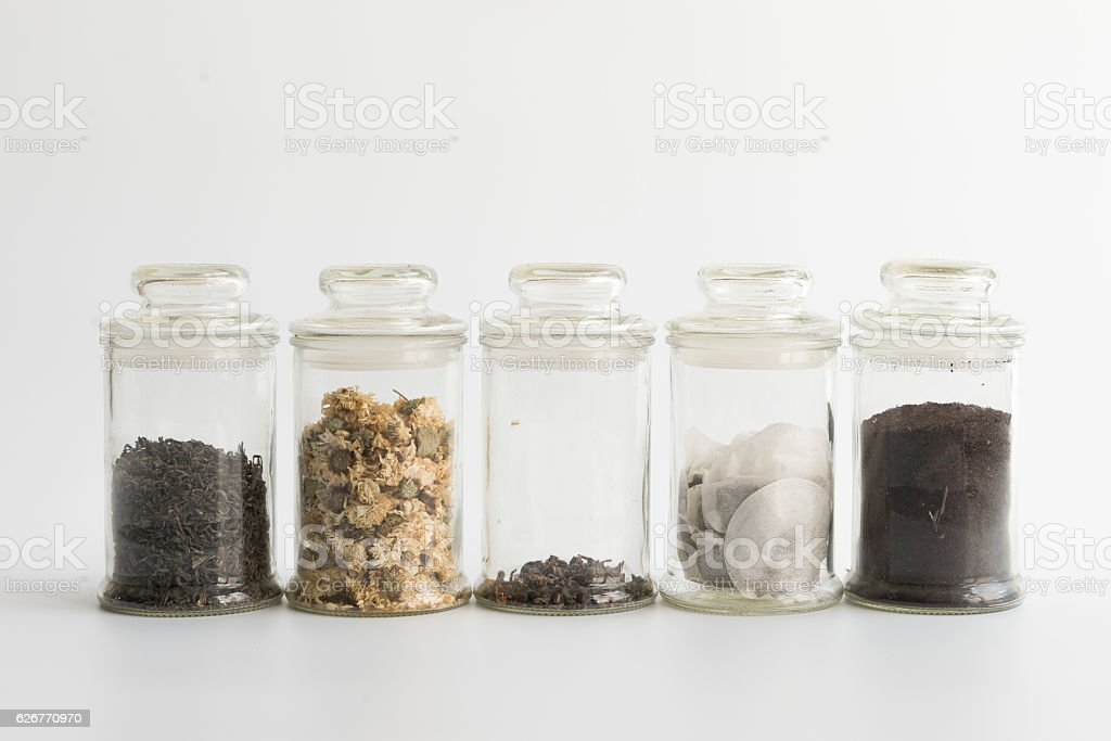 Tea and Healthy Life stock photo