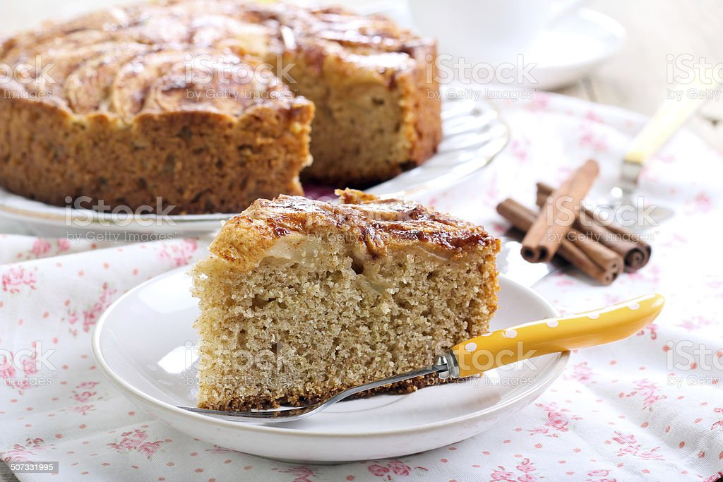 tea cake stock photo