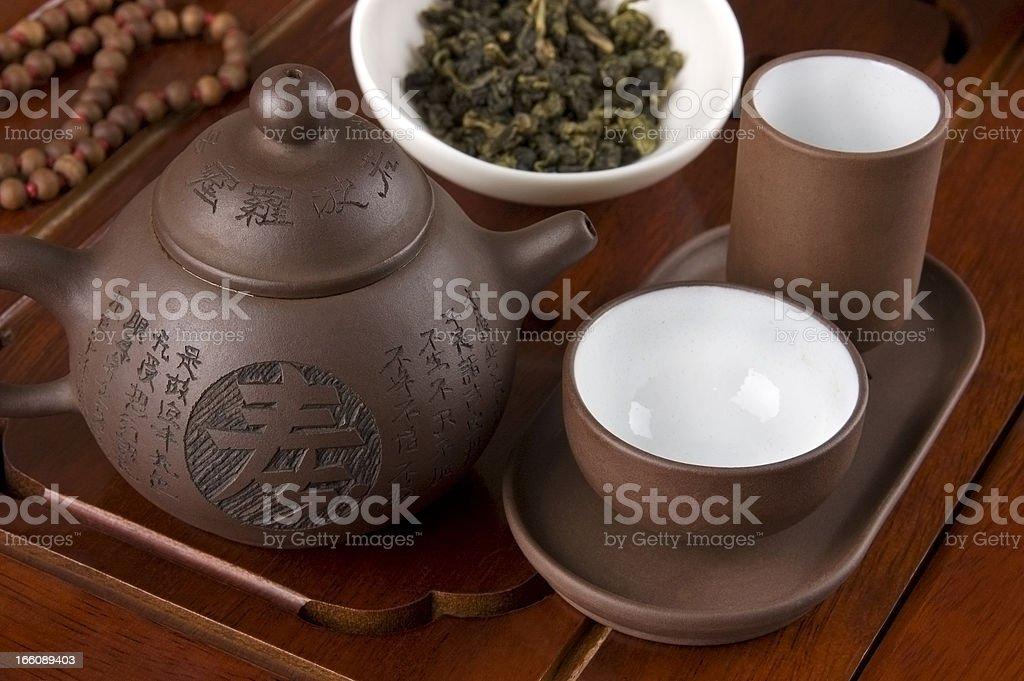 Tea ceremony royalty-free stock photo