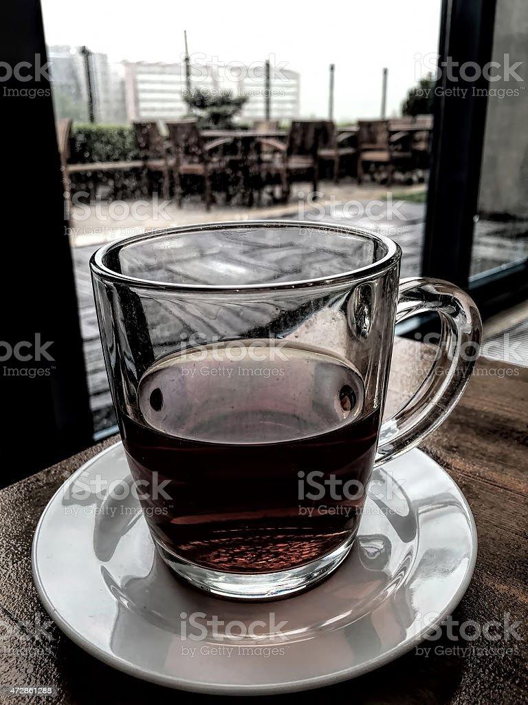 Tea Cup stock photo