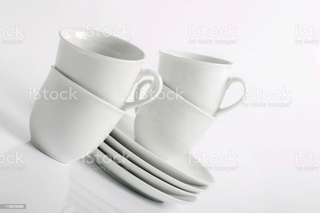 tea for four royalty-free stock photo