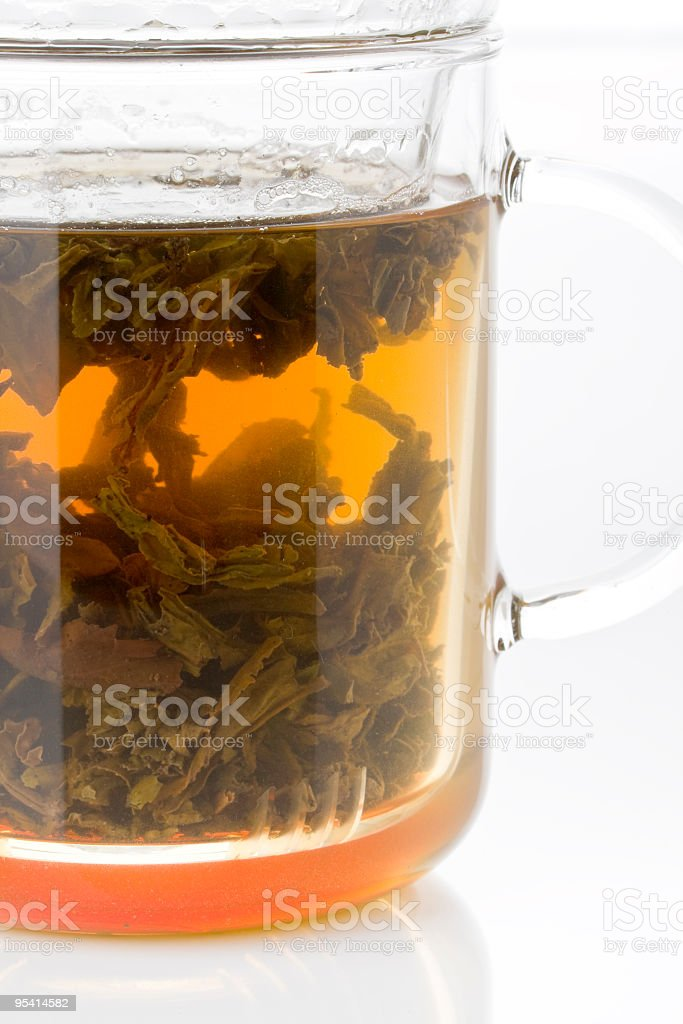 tea infusion royalty-free stock photo