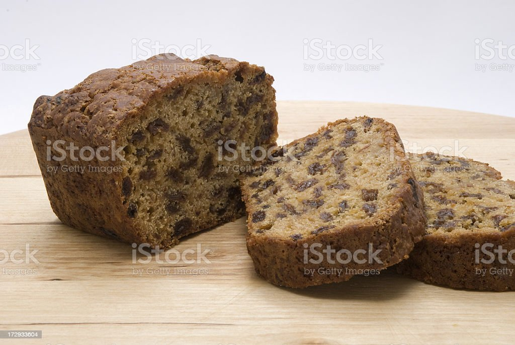 Tea loaf royalty-free stock photo