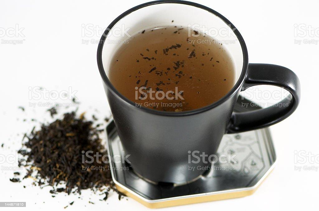 tea mug royalty-free stock photo