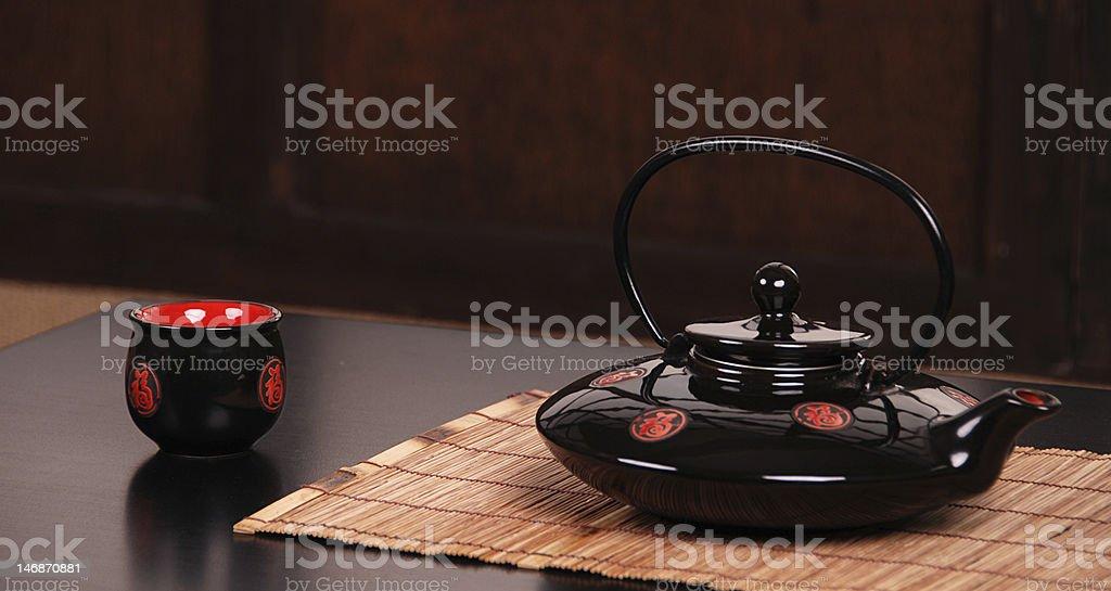 Tea royalty-free stock photo