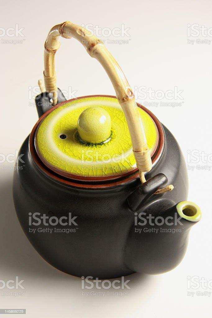 Tea Pot Kettle royalty-free stock photo