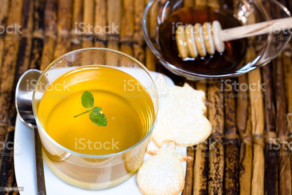 Tea time! royalty-free stock photo