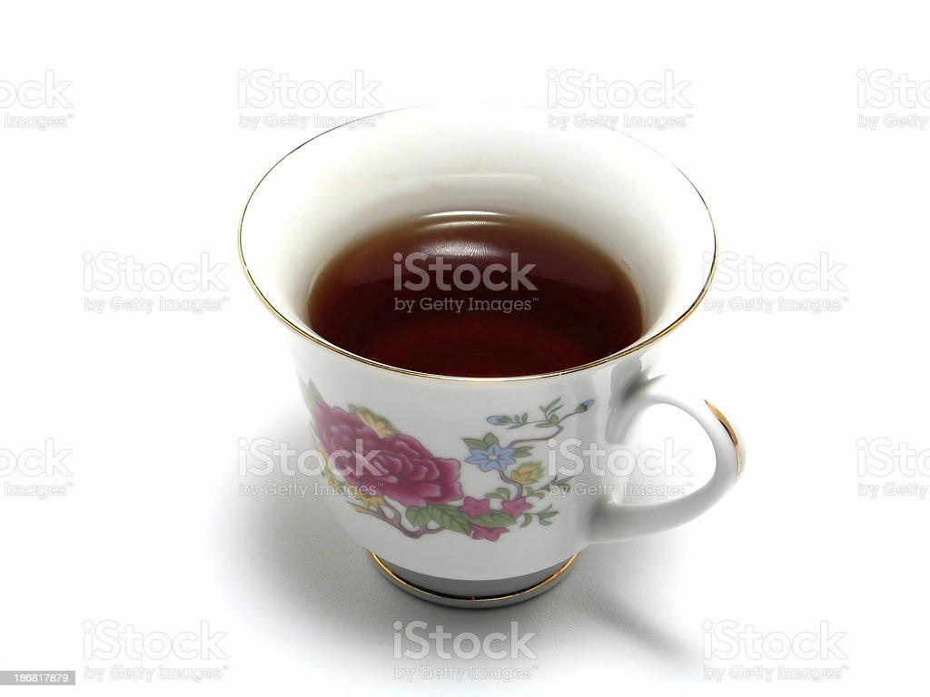 Tea Time  # 2 royalty-free stock photo